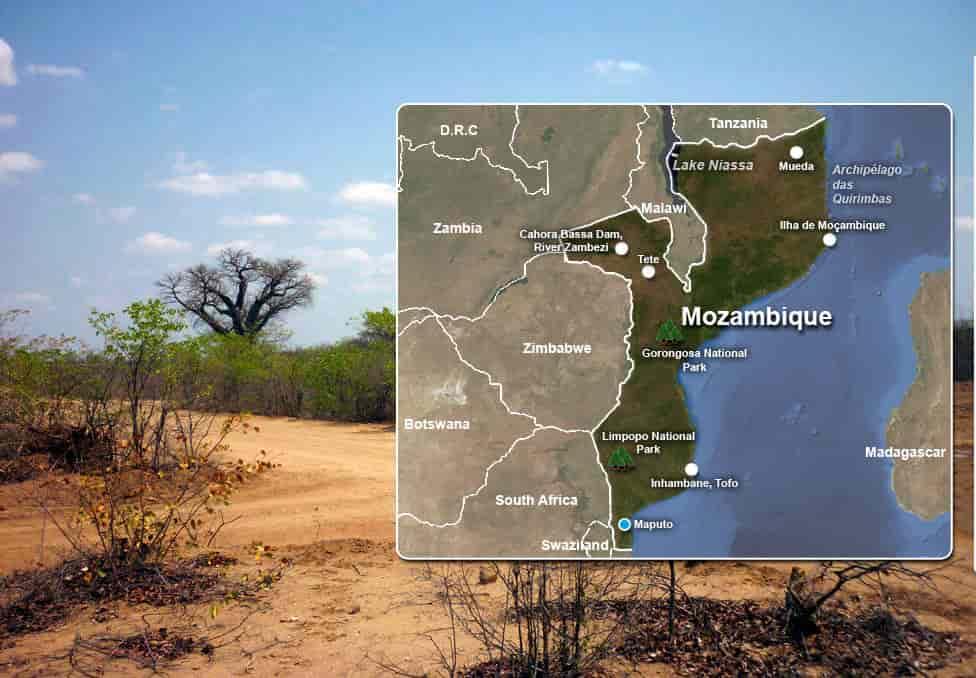 mapmozambique